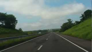The Beautiful Nature of Pampanga Philippines - Along SCTEX (Clark to Porac)