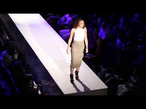 The Walk Fashion Show 2015