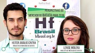 HF Brasil Entrevista - Heitor Cintra e Lenise Molena (Batata)