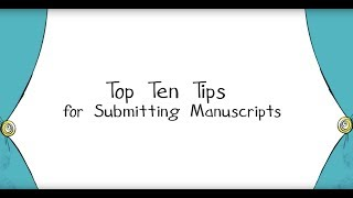 Top 10 Tips to Submitting a Children