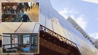 Some Apartments at Trump Tower Drop In Price After Presidency Win