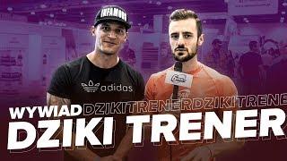 Dziki Trener dla 6PAK TV  - O samozwańczych gwiazdach targów fitness   FIWE 2018   4K