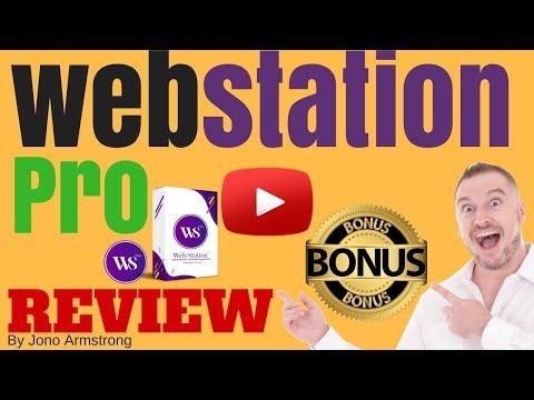 Webstation Pro Review ⚠️WARNING⚠️ DON'T BUY WEB STATION PRO WITHOUT MY 👷CUSTOM👷 BONUSES!!