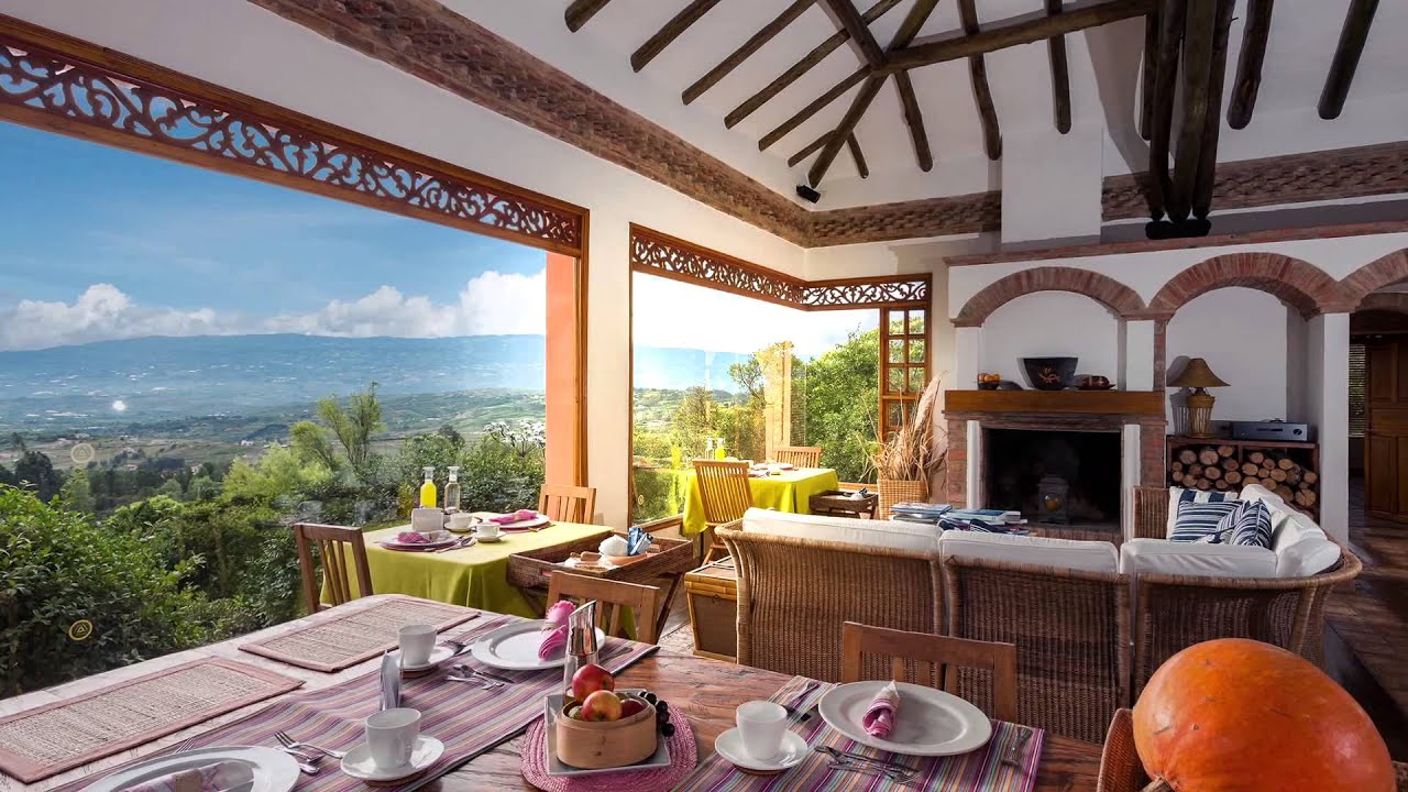 Peque os hoteles con encanto en colombia the small charming hotels in colombia youtube - Siguenza hoteles con encanto ...