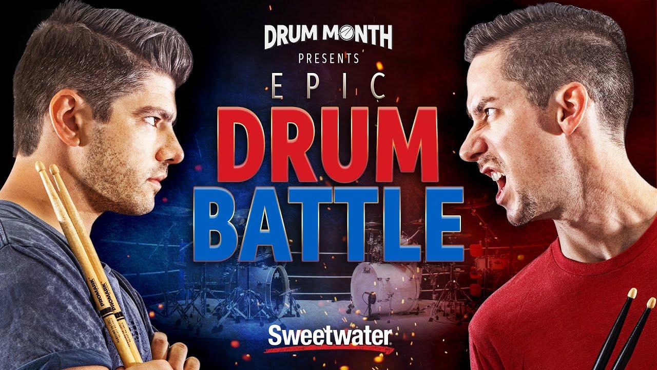 @COOP3RDRUMM3R  Vs @Cobus: Epic Drum Battle