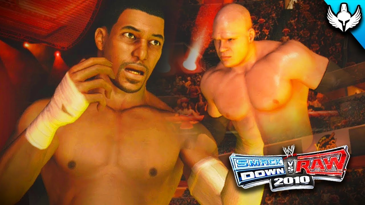 Download INFERNO MATCH WITH KANE!!!   WWE SmackDown vs RAW 2010   Road To WrestleMania Ep #6