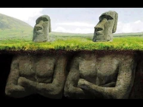 Unsolved Mysteries of Easter Island (720p)