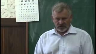 Урок по закалке организма (Обливание)