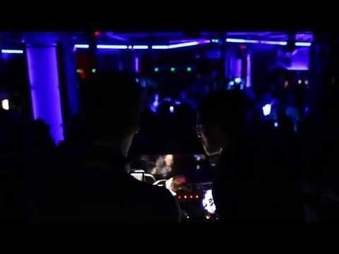 Kollektiv Turmstrasse live - Closing w/ Sorry, I'm Late @ Tesla (Budapest), 2015.04.04. - OneMusic