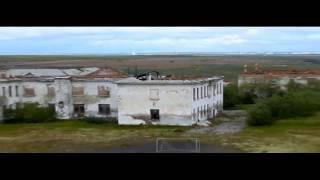 Шокирующее видео гибели города Воркута пос.Заполярный