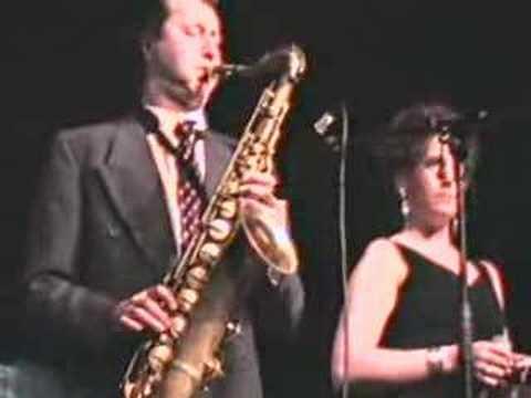 Sammy Rimington - Elaine McKeown - Ginger Pig Jazzband, No Buts No Maybes