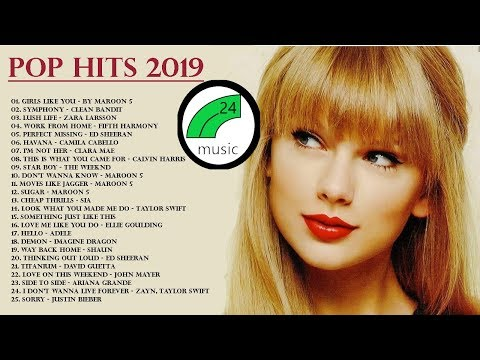 top-hits-music-2019  -best-english-songs-2020-  -pop-music-playlist-2020