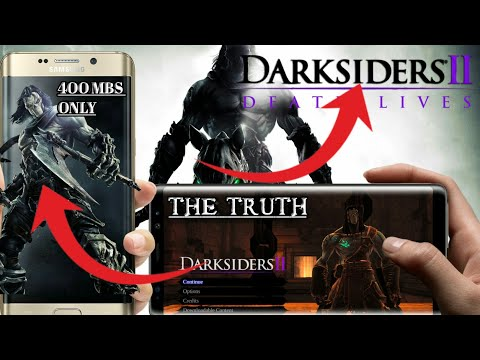 How To Play  Darksiders 2 IN Your Android Mobile REAL OR FAKE