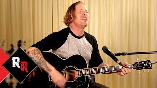 Stone Sour - Song #3 (Corey Taylor Acoustic)