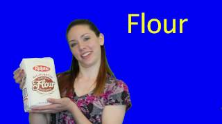 Homophones: Flower and Flour - Segment #7