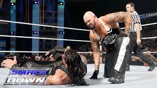 Roman Reigns vs. Luke Gallows: SmackDown, May 19, 2016