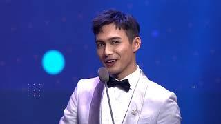 2018 Youku YC Shengdian Charm Xiaosheng Zhang Binbin has a light heart and stars