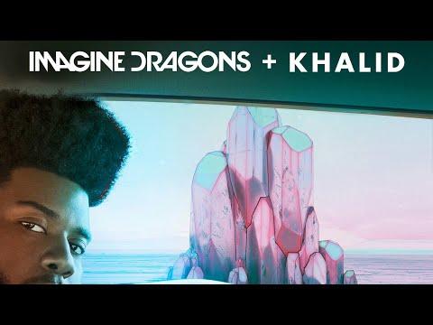 Khalid And Imagine Dragons amas Song  ...