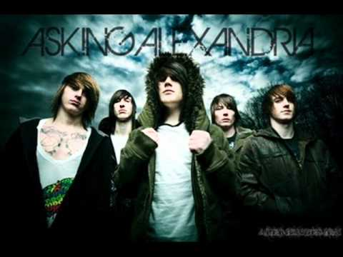 Asking Alexandria - Right Now (Akon Cover)