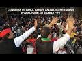 LIVE : Congress VP Rahul Gandhi and Akhilesh Yadav's Roadshow in Allahabad City