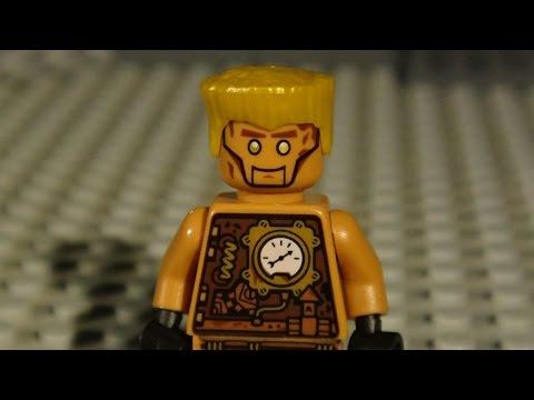 LEGO NINJAGO - ECHO ZANE V