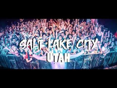 DJ BL3ND - Salt, Lake City