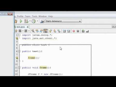 java-tutorial-13:-adding-action-listener-in-java