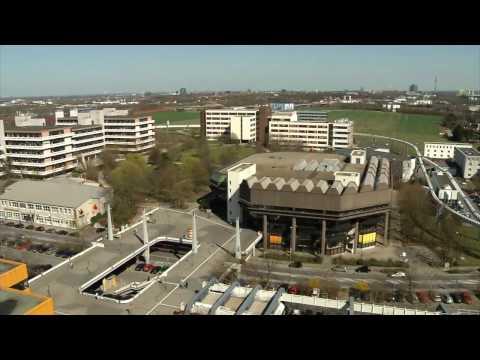 TU UNI Dortmund Campus in HD