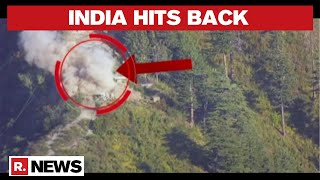 Indian Army Demolishes Pakistani Posts At LoC Over Unprovoked Ceasefire Violation