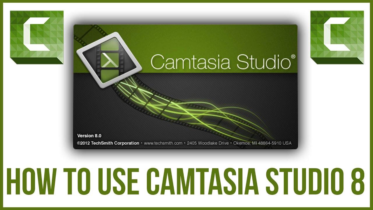 camtasia studio 8 tutorial download