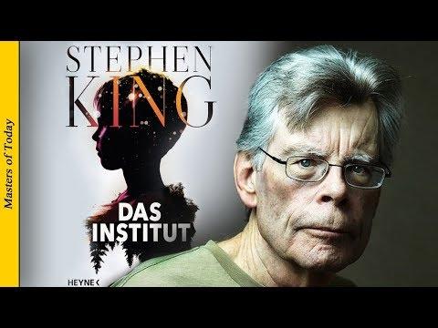 Enthüllungen eines Nachtwächters: Im ,Institut' Stephen Kings | Masters of Today |