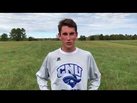 Post-race Interview with CAC MXC Champion Grayson Reid of Christopher Newport