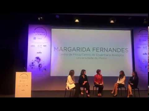 Margarida Fernandes wins Medal of Honor L'Oréal Portugal