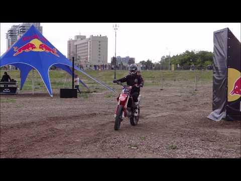 Флайборд-шоу Алексея Колесникова и его команды FMX 13.