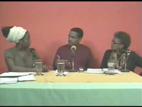 Belize socio/political challenge - Nuri Akbar speak on Belize