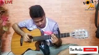 TANPA BATAS WAKTU FINGERSTYLE   IKATAN CINTA SOUNDTRACK   olan musikku