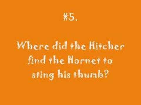The Mighty Boosh Quiz!