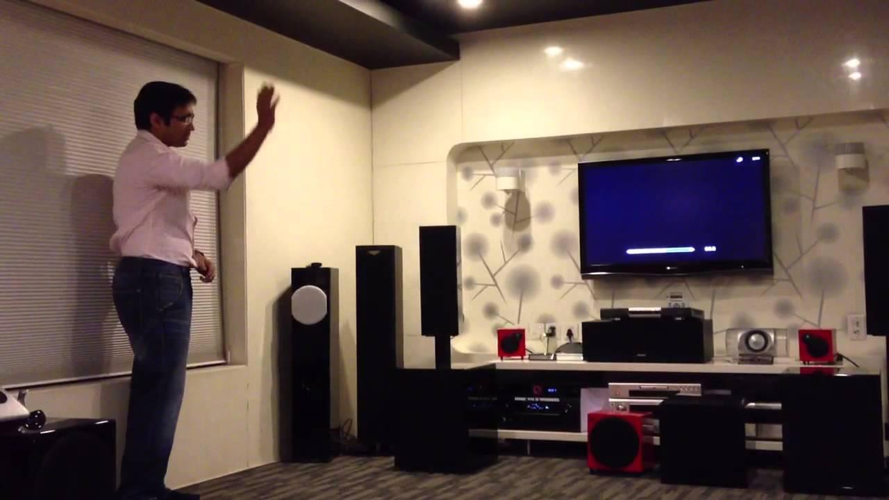 Gesture based ELAN home automation solution by Vinshek, INDIA