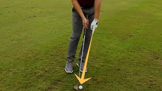 THE BIGGEST MISTAKES MADE WITH SHORT IRONS