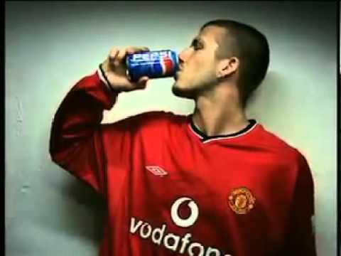 "Brands Vietnam | Pepsi ""David Beckham"" TVC 2002"
