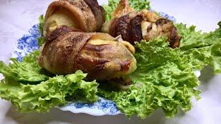 Картошка в одежке Замечательный рецепт картошки в духовке для всей семьи