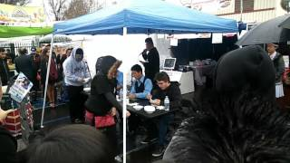 Pho challenge@ Fresno Hmong new year