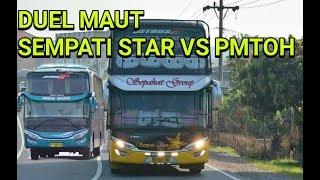 Download Video the real BALAPAN BUS ( NYAWA TARUHAN NYA ) special video sempati star vs pmtoh MP3 3GP MP4