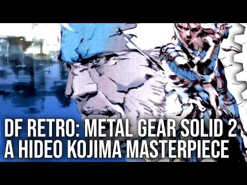 DF Retro: Metal Gear Solid 2 - A Kojima Masterpiece
