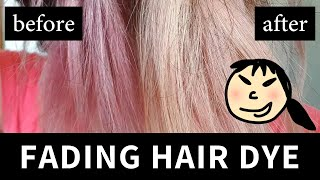 Fading Hair Dye With Low Damage | Lab Muffin Beauty Science