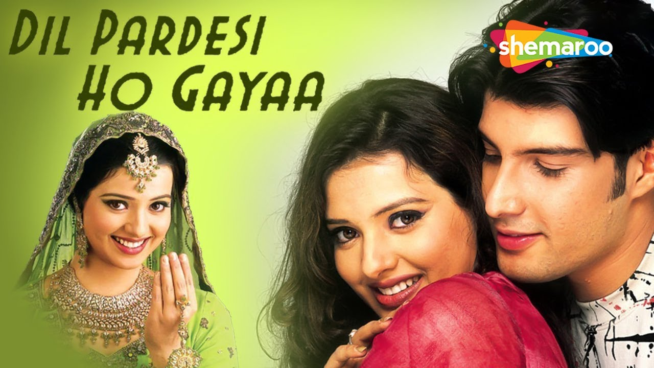 Download Dil Pardesi Ho Gayaa - Hindi full Movie - Kapil Jhaveri, Saloni Aswani, Amrish Puri romantic movie