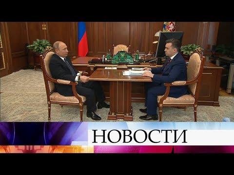 Руководитель Ивановской области доложил о ситуации с льготным кредитованием многодетных семей.