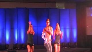 Lucy Mays & Sam Hale dance  with David O