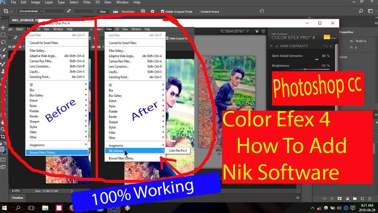 Nik Software Color Efex Pro 4 Complete Edition 64-Bit