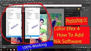 Скачать How To Install Nik Software Color Efex Pro 4 Crack Full Version Free For Photoshop Cc Tutorial